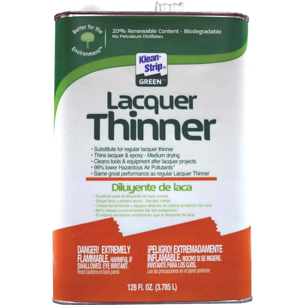 Klean-Strip Lacquer Thinner - 3.785l