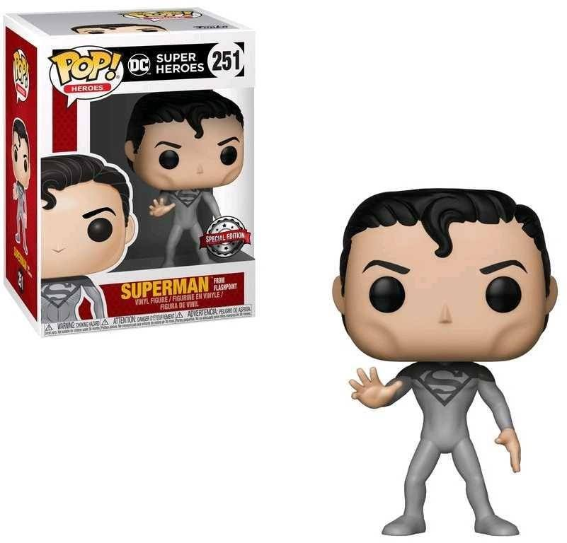 Funko Pop! Heroes: DC Super Heroes - Superman from Flashpoint