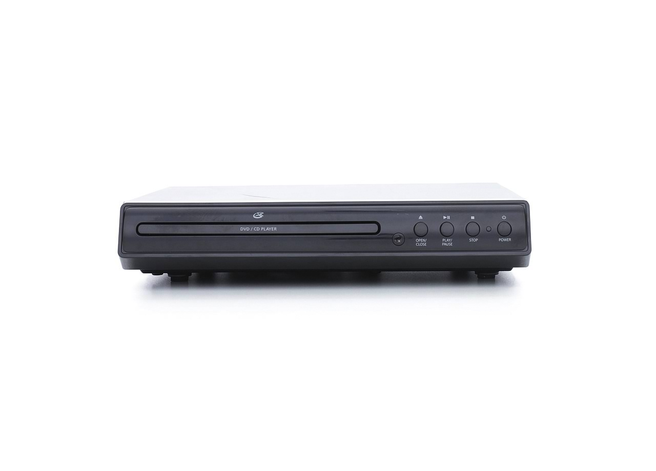 Gpx D200b Progressive Scan with Remote Control DVD Player