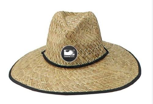Avid Islander Lifeguard Hat Natural