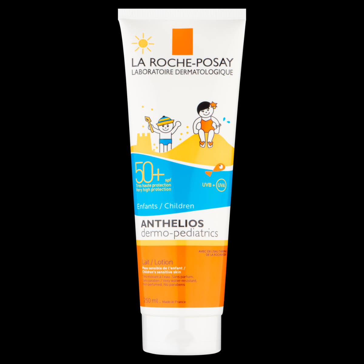 La Roche-Posay Anthelios Kids Body Milk - SPF50, 250ml