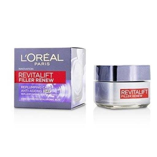 L'Oreal Paris Revitalift Filler Renew Anti-Ageing Day Cream - 50ml