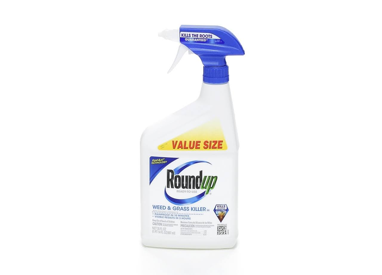 Scotts Round Up Weed & Grass Killer - 30oz
