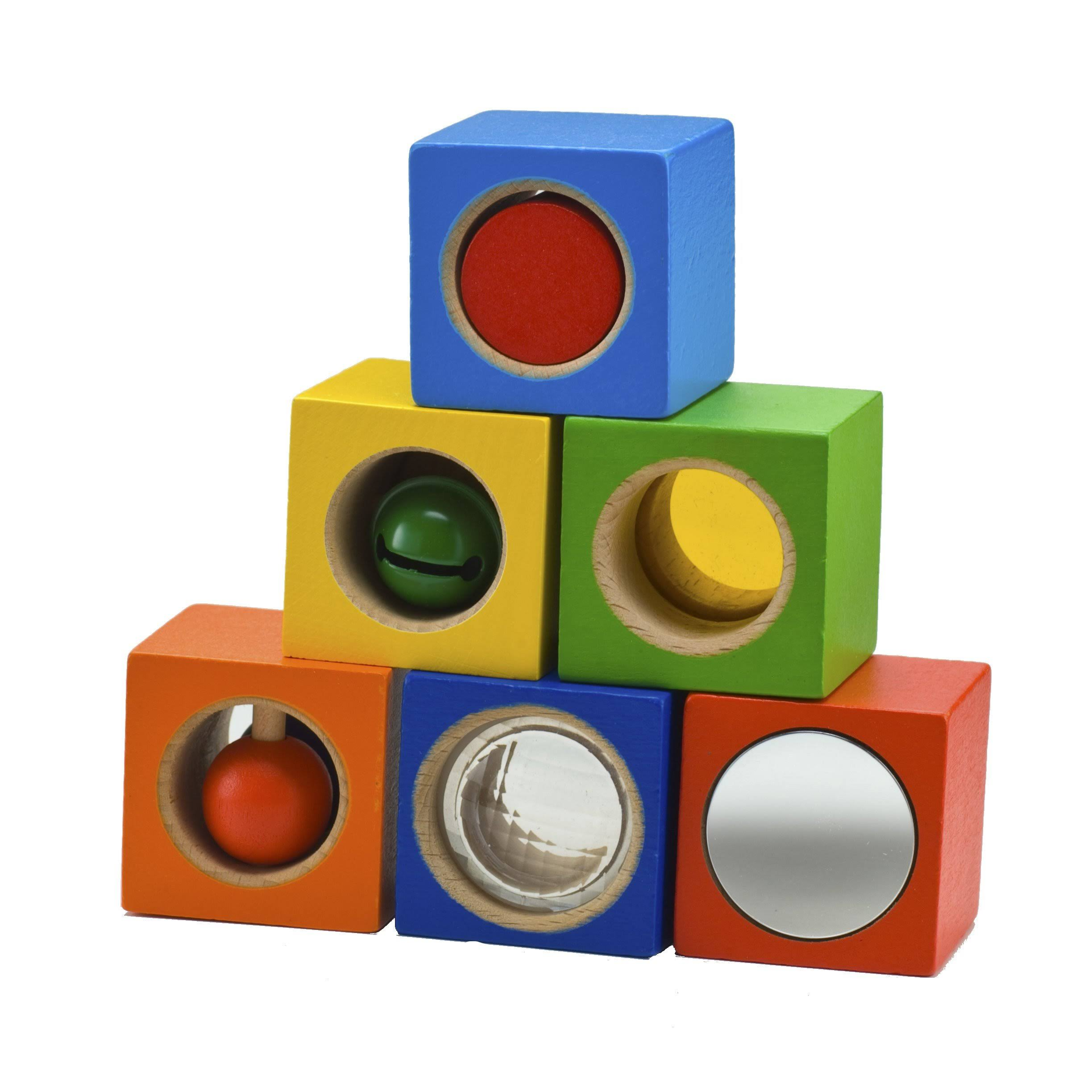 Haba Stack and Learn Blocks