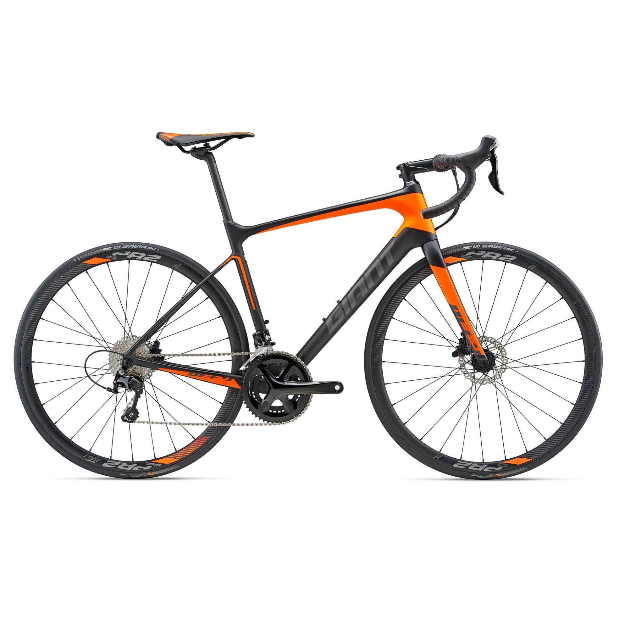 Defy Advanced 80002224 Carbon Bicycle - Orange