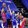 Con canasta ganadora, Tobias Harris frustra remontada de Lakers ...