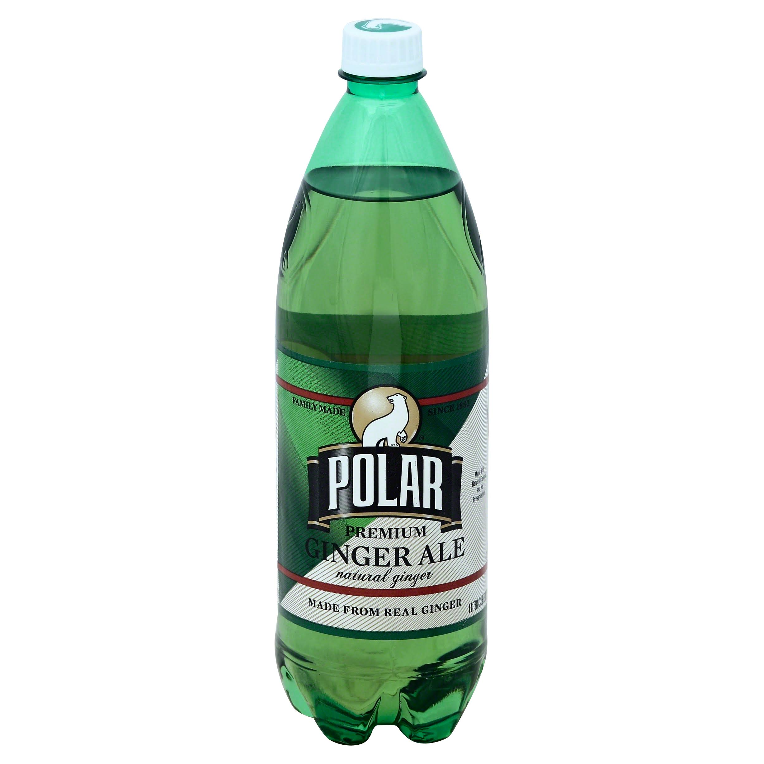 Polar Ginger Ale - 1L