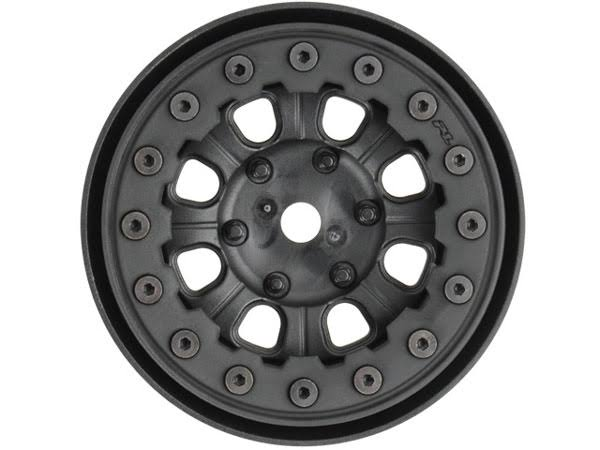 Pro-Line 2747-15 Denali Bead-Loc 8 Spoke - Fr/Re Wheels, 2ct, 1.9""