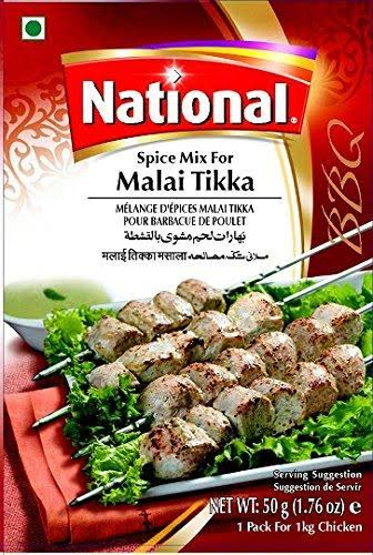 National Malai Tikka 2 x 50