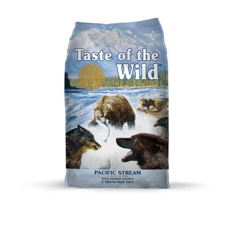 Taste of the Wild Dry Dog Food - Pacific Stream Canine Formula, with Smoked Salmon