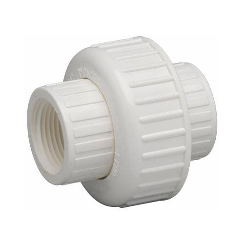 "Homewerks Worldwide Drain Tubes and Fittings Pvc Thread Union - 1/2"", Schedule 40"