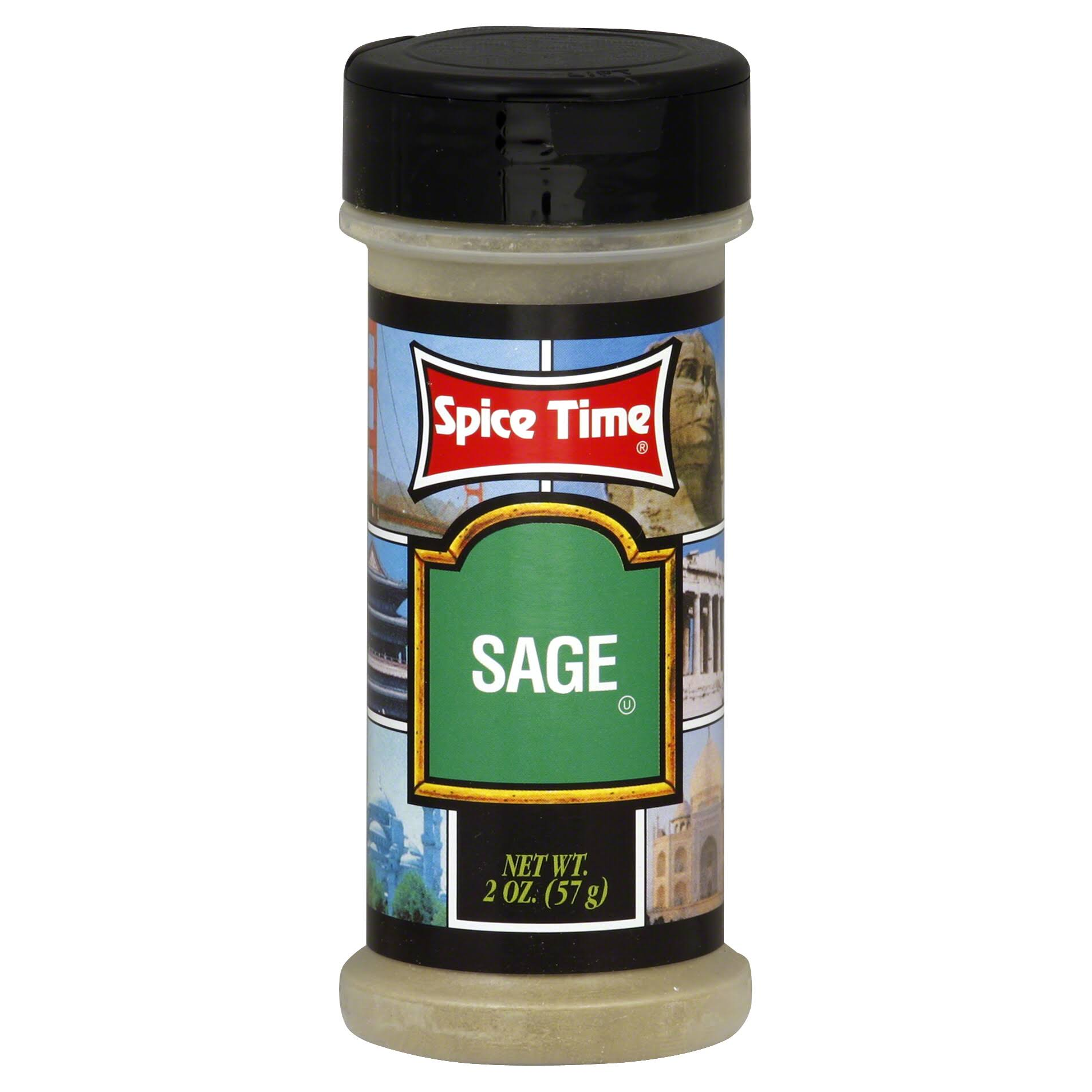 Spice Time Sage - 2 oz
