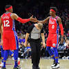 Josh Richardson reacts to why Sixers have struggled on the road