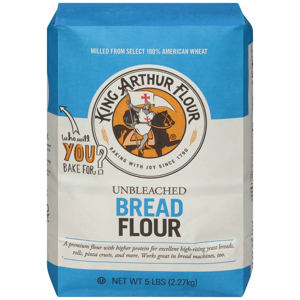 King Arthur Unbleached for Machine Flour - 5lbs