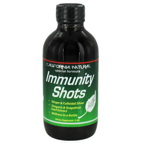 California Natural Immunity Shots Supplement - 4oz