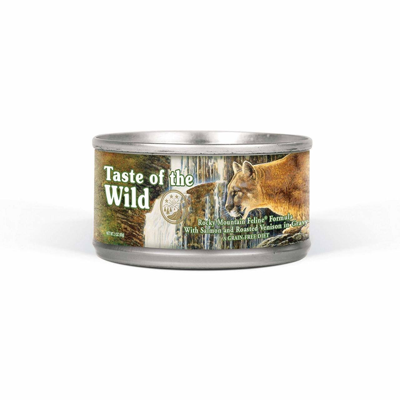 Taste of The Wild Cat Food - Rocky Mountain Formula