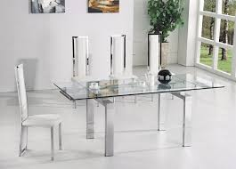Ikea Dining Table And Chairs Glass by Dining Room Glass Extendable Dining Table Home Interior Design