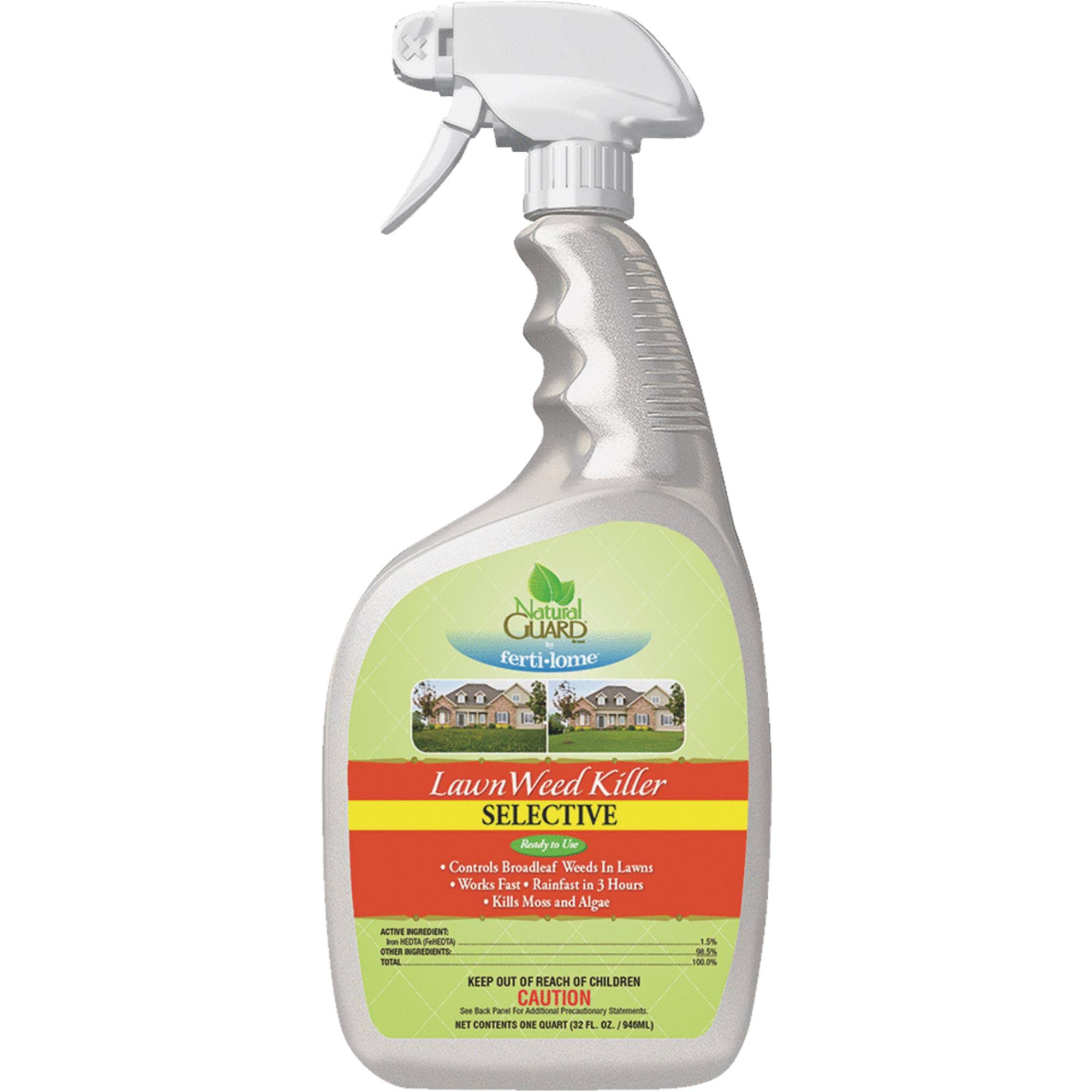 Natural Guard Lawn Weed Killer