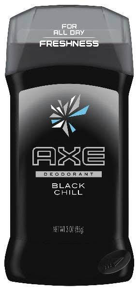 Axe Deodorant - Black Chill, 3oz