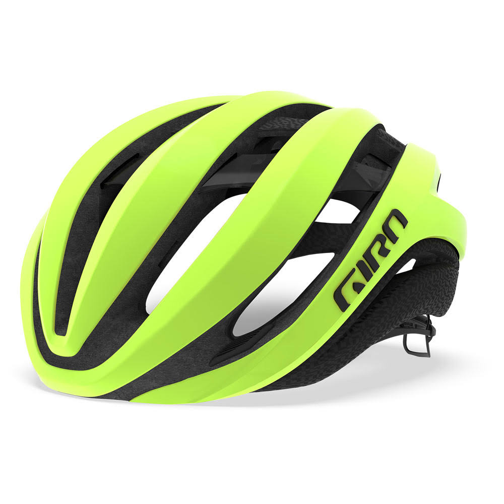 Giro Aether MIPS Helmet - Highlight Yellow/Black, Large