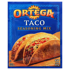 FREE Ortega Taco Seasoning Pac...