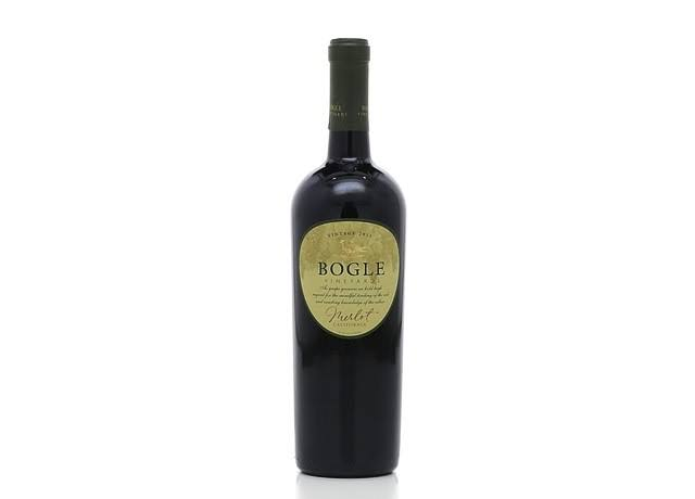 Bogle Vineyards Merlot, California, Vintage 2004 - 750 ml