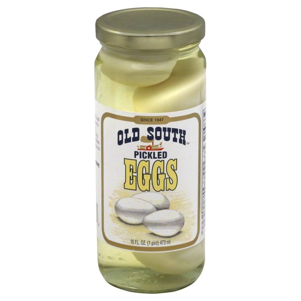 Old South Southern Style Pickled Eggs - 16oz