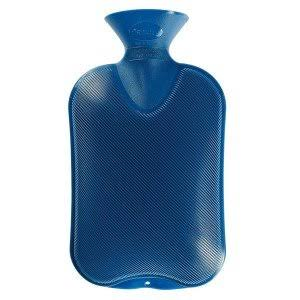 Fashy 2 L Saphir Double Ribbed Hot Water Bottle