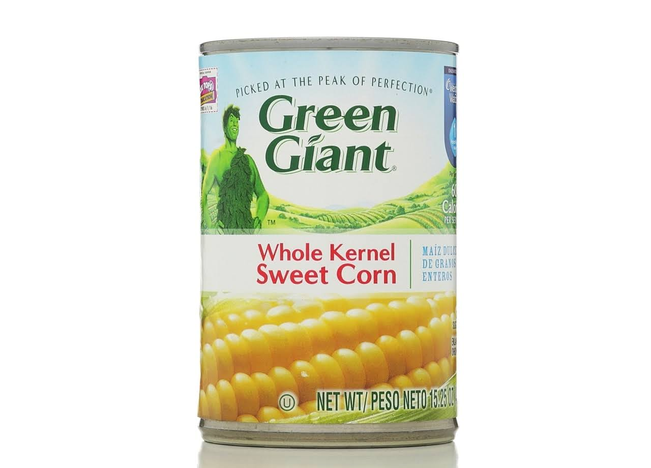 Green Giant Whole Kernel Sweet Corn - 15.25oz