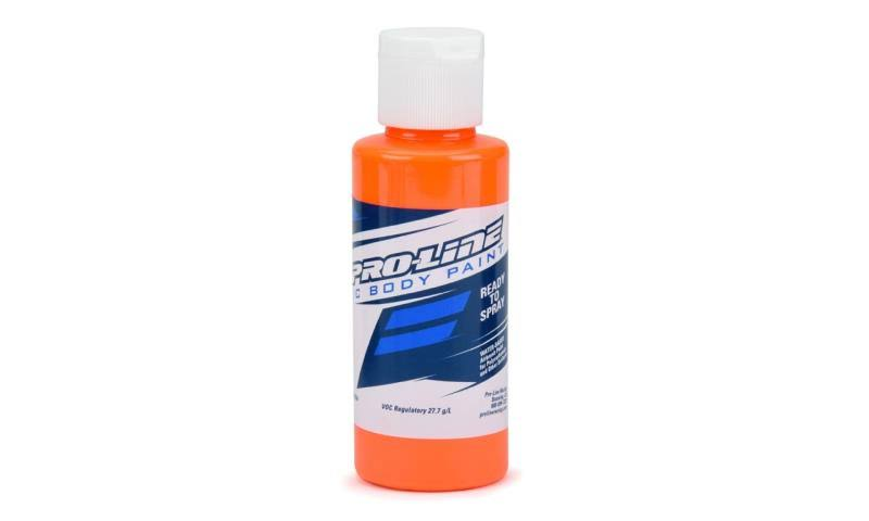 Pro-Line 6328-01 RC Body Paint - Fluorescent Orange