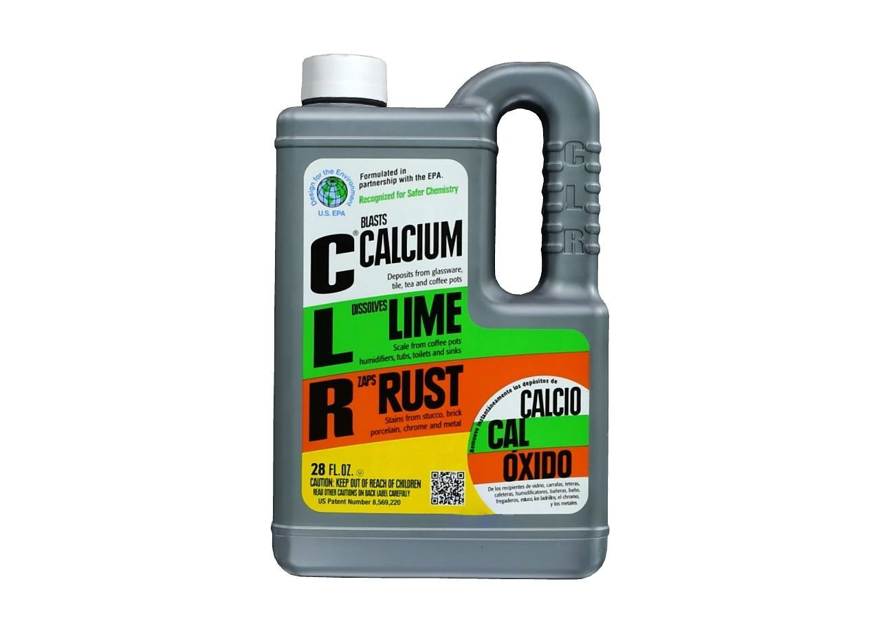 CLR Calcium Lime and Rust Remover - 28oz