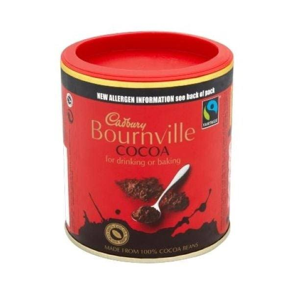 Cadbury Fairtrade Bournville Cocoa - 125g