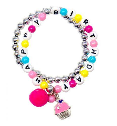 Great Pretenders Happy Birthday Bracelet (2 Pcs)