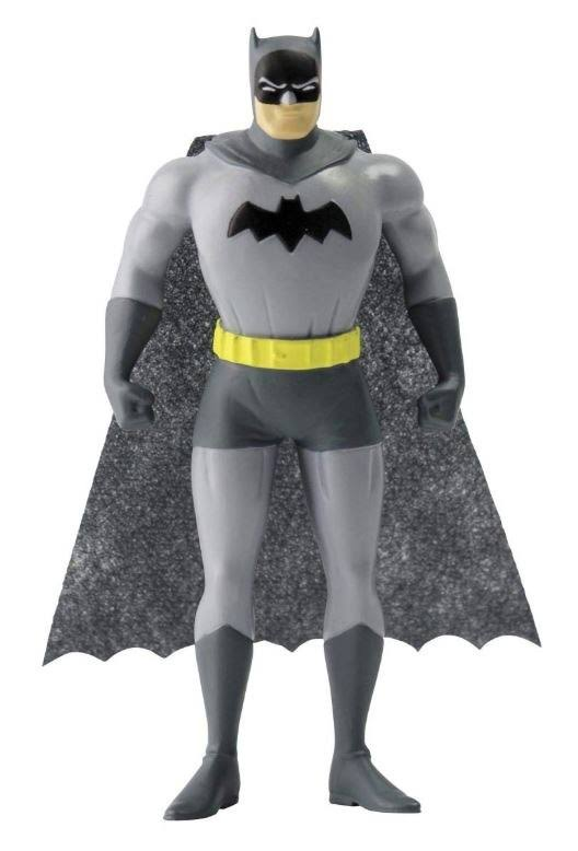"Toysmith 5.5"" Bendable Batman Figure"