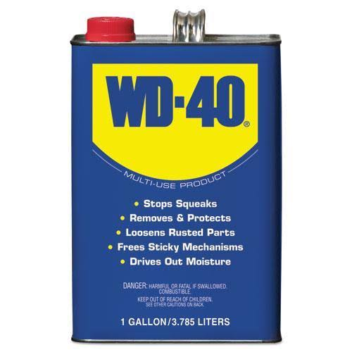 WD-40 Lubricant - 3.785l