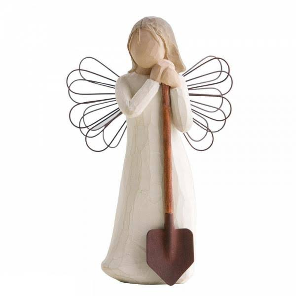 Demdaco Willow Tree Angel Of The Garden Figurine