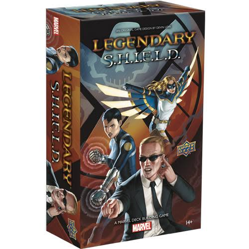 Game Nerdz Marvel: Legendary Deck Building Game