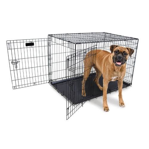ProValu Double-Door Wire Crate - Large