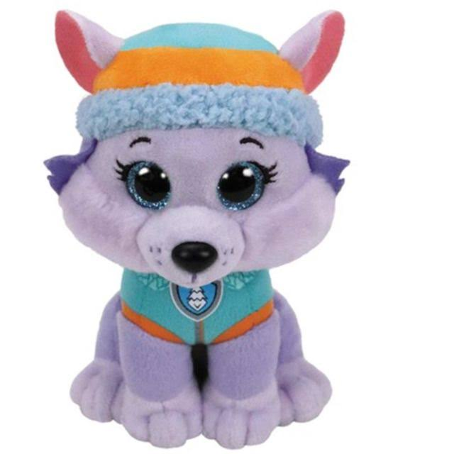Ty Beanie Babies 96336 Paw Patrol Everest Dog Plush