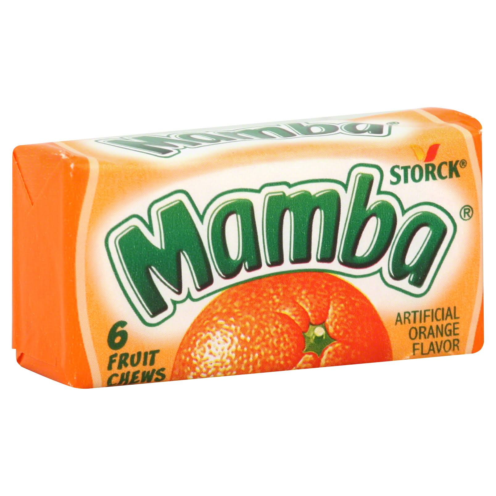 Mamba Fruit Chews Variety Box - 48 Bars