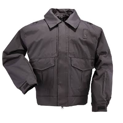 5.11 Tactical 4-in-1 Patrol Jacket - Black-2XL-Long