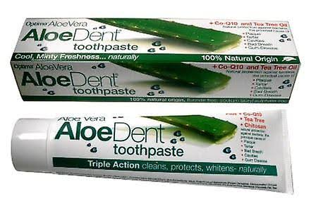Aloe Dent 100ml Triple Action Toothpaste