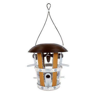 Natures Way Bird Products LED Lantern Bird Feeder