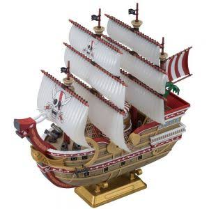 Bandai One Piece Red Force Non Scale Kit