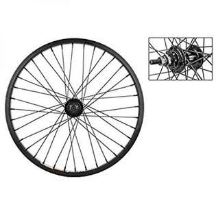Weinmann DM30 BMX Rear Wheel - 20 x 1.75, Black, 1 Speed