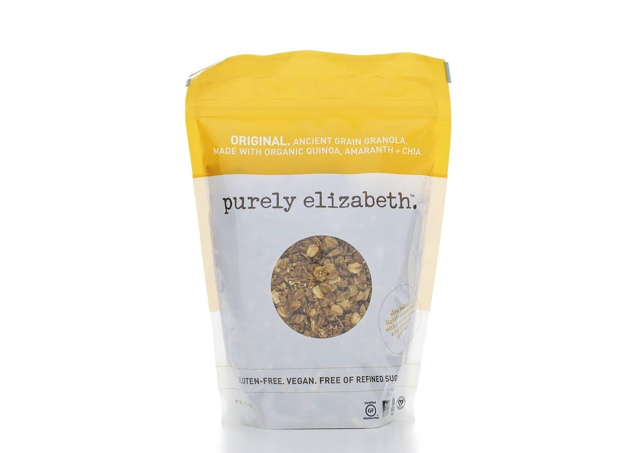 Purely Elizabeth Original Ancient Grain Granola - 12 oz