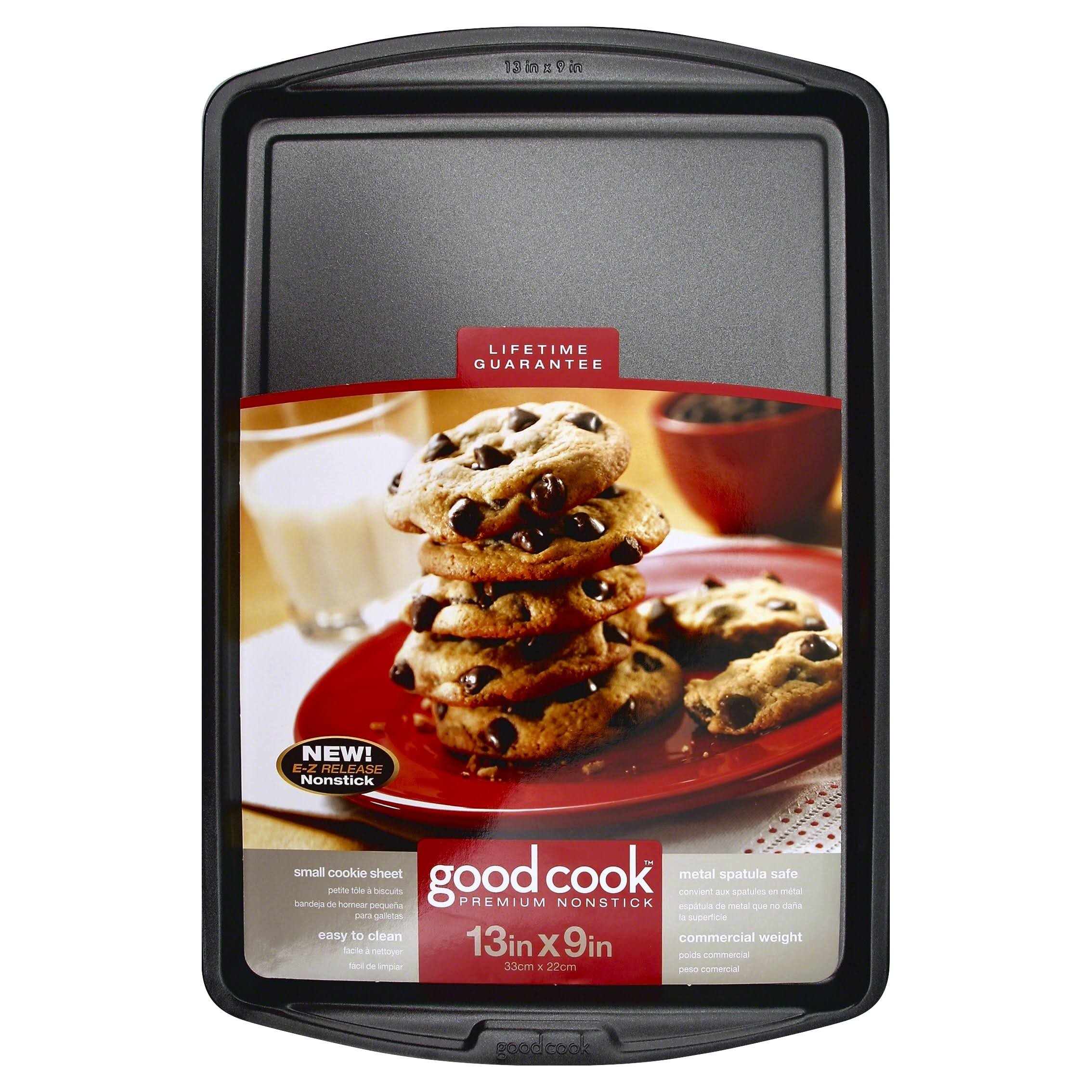 "Good Cook Premium Bakeware Cookie Sheet - Small, 13"" x 9"""