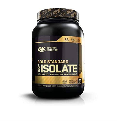 Optimum Nutrition on 100% Gold Standard Isolate 930g-Chocolate