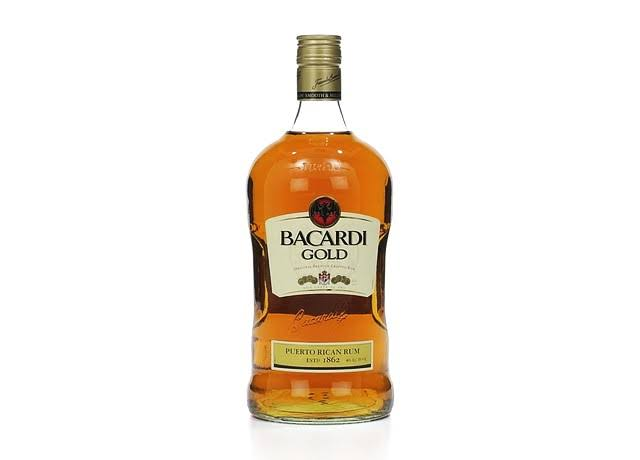 Bacardi Gold Rum - 1.75ml