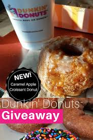 Dunkin Donuts Pumpkin Donut Ingredients by Donuts U0026 A 25 Dunkin U0027 Donuts Giveaway Simple Recipes Diy